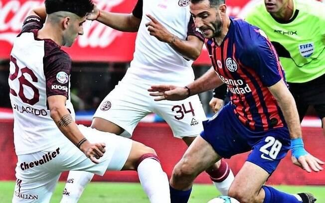 Piatti relembrou tempos de San Lorenzo