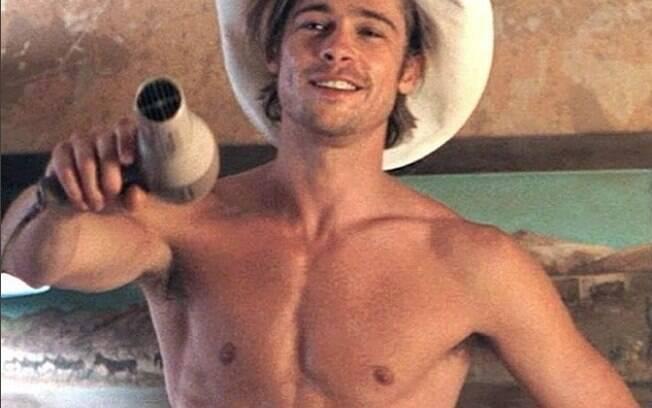 Brad Pitt no filme