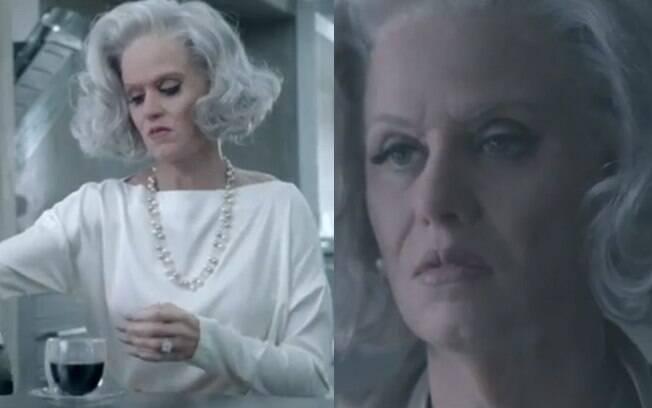 Katy Perry aparece envelhecida em seu novo clipe