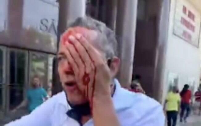 Violência policial encerra manifestação contra Bolsonaro no Recife no último sábado, 29