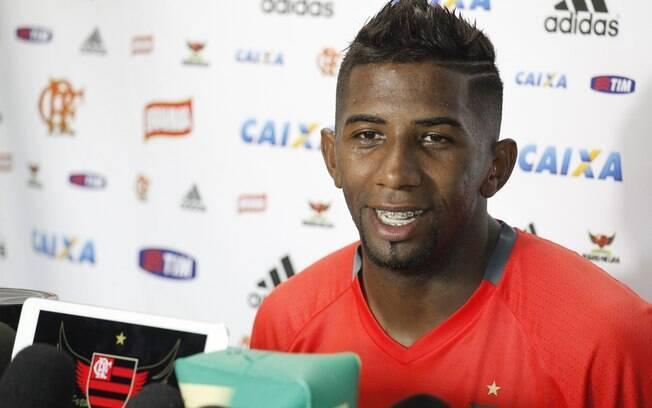Rodinei, do Flamengo, pode ser o novo reforço do Santos