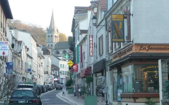 Centro de Bougival