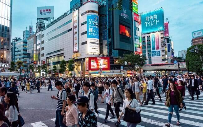 Tóquio recebeu alta pontuação pelas práticas de prevenção de acidentes
