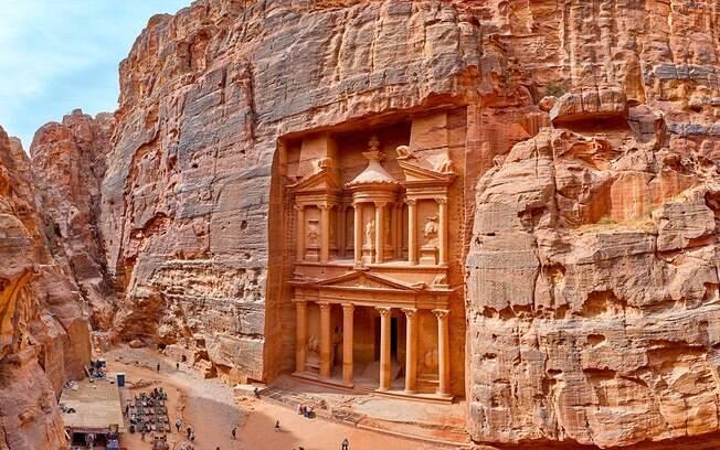 Amã é a capital da Jordânia e está na lista de destinos
