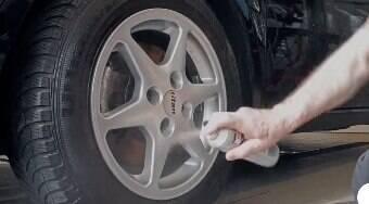 Como evitar que as rodas sujem por conta da fuligem de freios