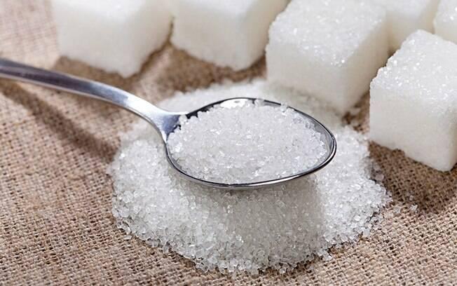 Açúcar é um dos vilões da boa alimentação