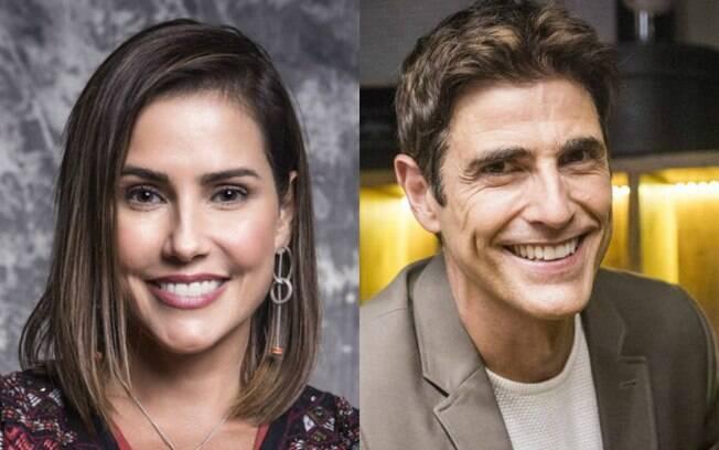 Deborah Secco e Reynaldo Gianecchini