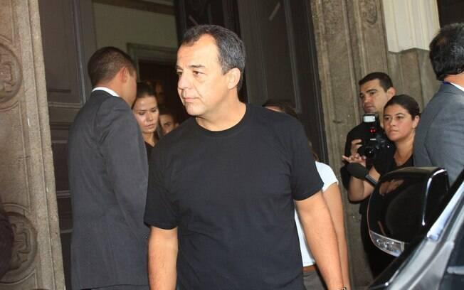 Sérgio Cabral: fã do Professor Raimundo