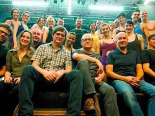 Parceria. Grupo mineiro de pop rock será responsável por composição da trilha sonora de uma das duas novas obras da companhia