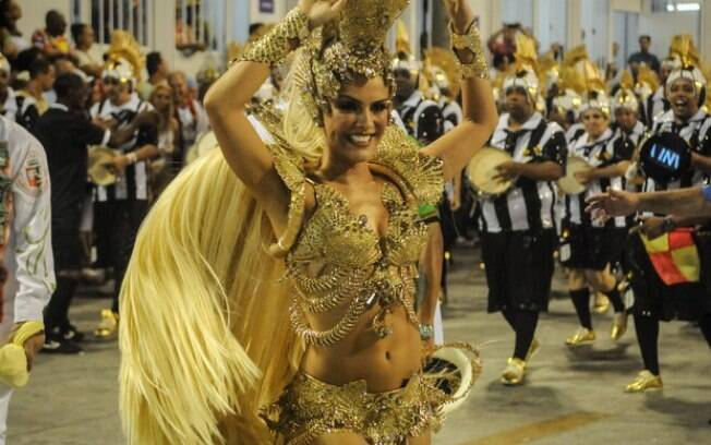 As rainhas de bateria mais inesquecíveis do carnaval