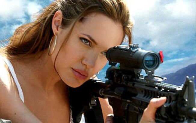 Angelina Jolie é a próxima a entrar para o Universo Marvel