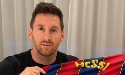 Messi pode renovar com o Barça em seu aniversário