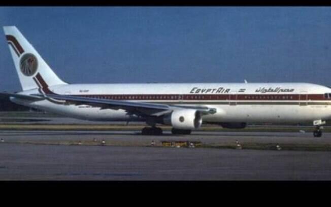 Aeronave da companhia aérea EgyptAir: último grande acidente da empresa havia sido em 1999