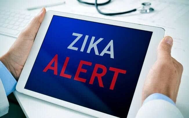 Algumas mães que foram picadas por mosquito e infectadas com zika tiveram bebês microcéfalos