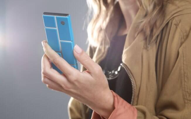 Projeto Ara, da Motorola, propõe o conceito de smartphone modular