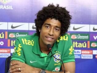 Dante espera enfrentar Ronaldinho Gaúcho, Réver e talvez Bernard na final do Mundial
