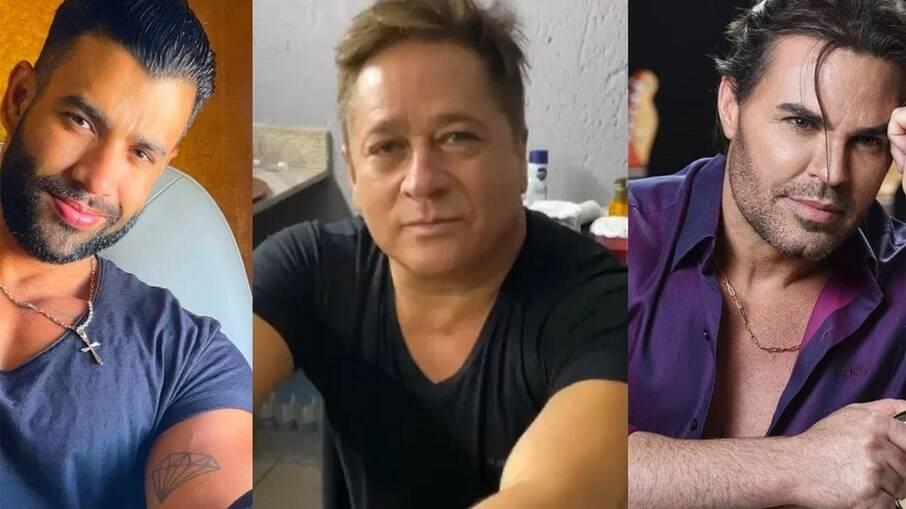 Gusttavo Lima, Leonardo e Eduardo Costa