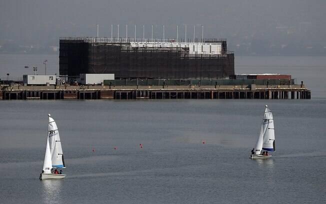 Balsa do Google chama atenção dos moradores de San Francisco