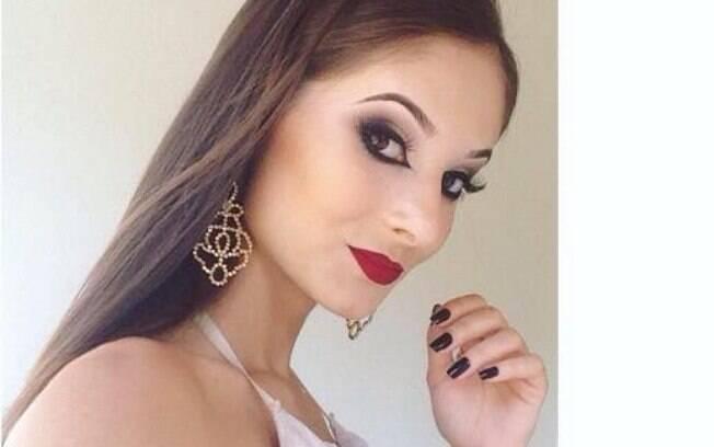 Bruna Zucco, de apenas 21 anos, é a atual Miss Altônia e está desaparecida desde a última quinta-feira (22)