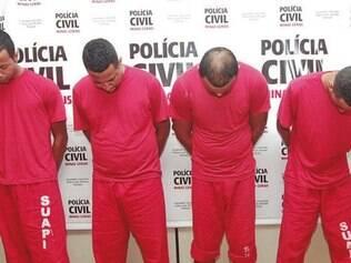 Prisão.  Detidos são suspeitos da morte de um jovem no pré-Carnaval