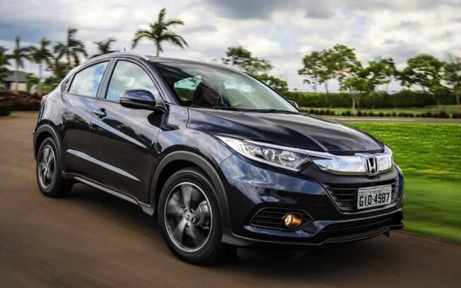 Honda HR-V passa a ser oferecido para o pública PcD com descontos especiais até o próximo dia 13 de dezembro