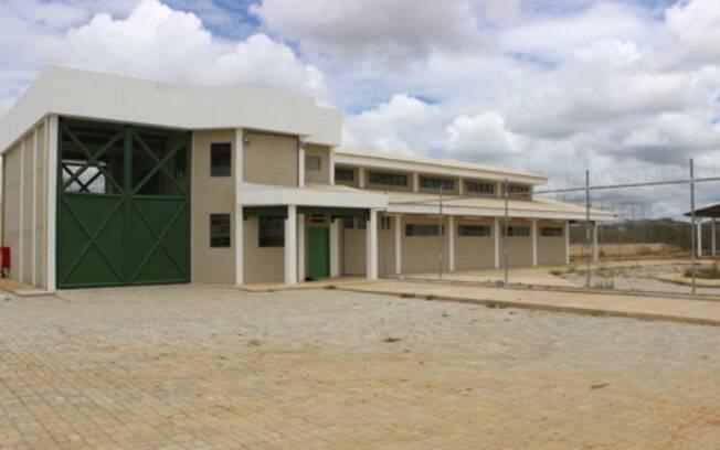 Penitenciária de Tacaimbó foi entregue pelo governo estadual em 2016 e já registrou dois casos de fuga