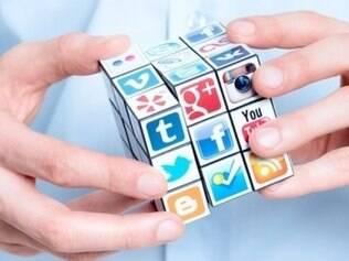 Brasil lidera acessos nas redes sociais.