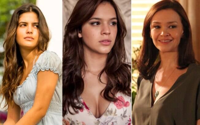 Julia Lemmertz é a Helena, protagonista de 'Em Família'. Papel que foi de Julia Dalavia na primeira fase e de Bruna Marquezine na segunda