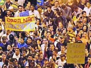 Prefeitos incluíram demandas dos protestos de junho em carta
