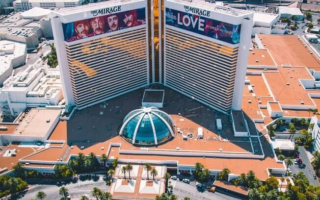 The Mirage, em Las Vegas