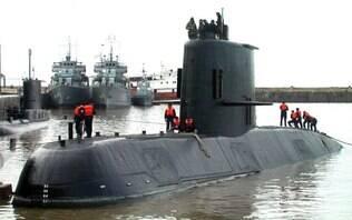 Submarino desaparecido 'implodiu' no fundo do mar, afirma Marinha da Argentina