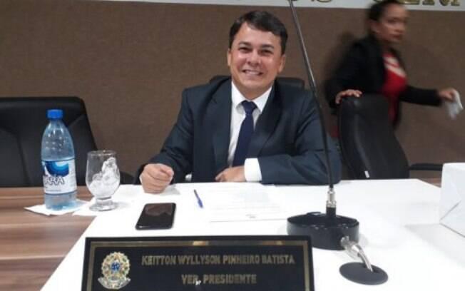 Presidente da Câmara de Coari, Keitton Pinheiro nega as acusações de 'mensalinho' dos vereadores