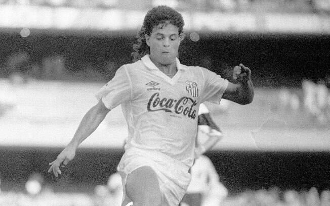 Em 1991, Paulinho McLaren foi o artilheiro ao anotar 15 gols pelo Santos