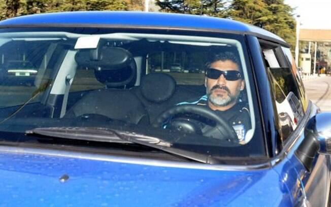 Maradona che