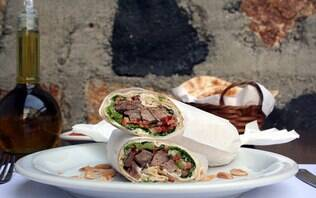 Kebab de filé mignon