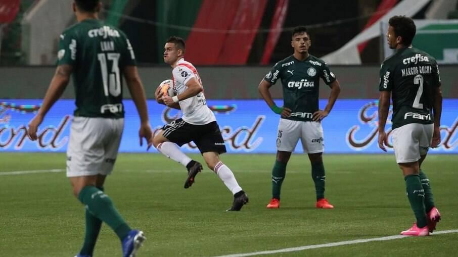 Palmeiras x River Plate