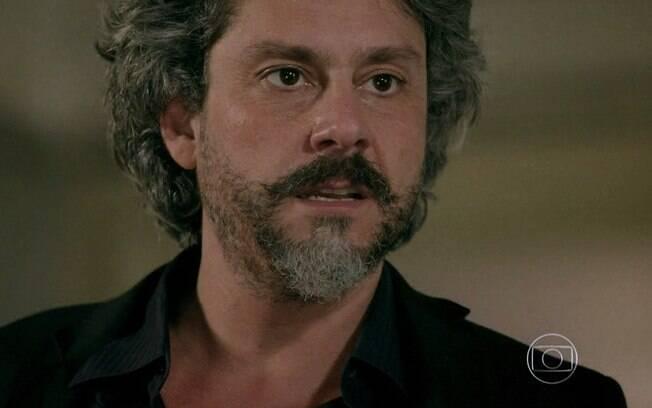 Império: Acusada de assassinato, Cristina vai deixar José Alfredo abalado ao revelar verdade arrasadora