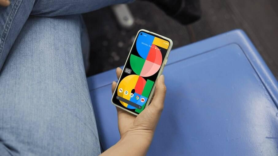 Google Pixel 5a é a nova geração dos celulares da Google