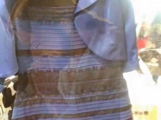 Vestido que muda de cor e Madonna