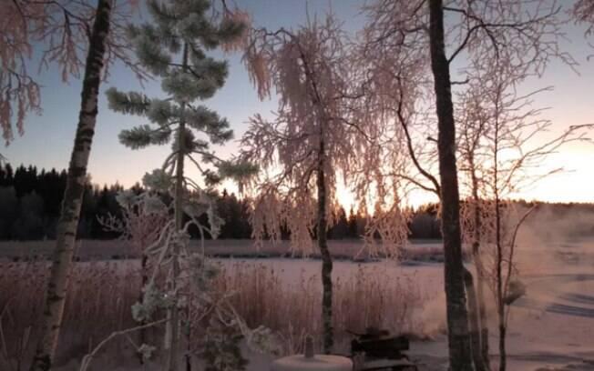 Ilha finlandesa tem vida selvagem para descansar da rotina urbana