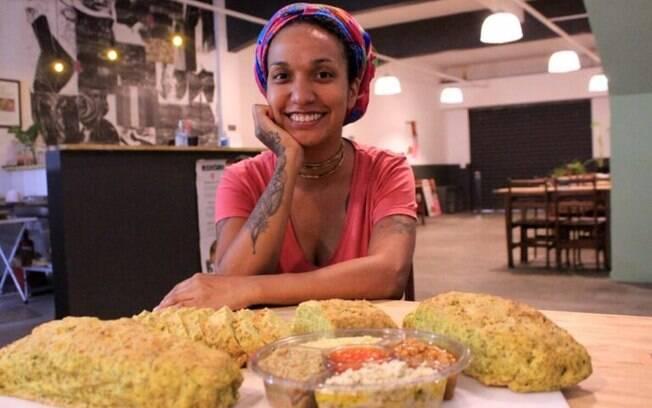 Conheça Govinda Lilamrta, chef vegana à frente do restaurante Pratada SP