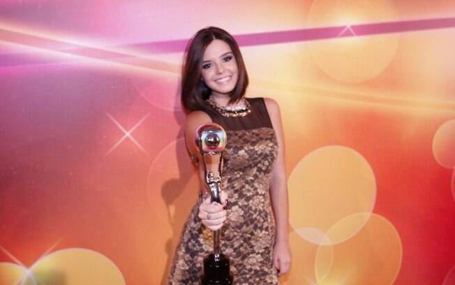 Giovanna Lancelotti: melhor atriz coadjuvante