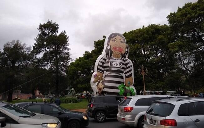 Pixuleco de Cristina Kirchner