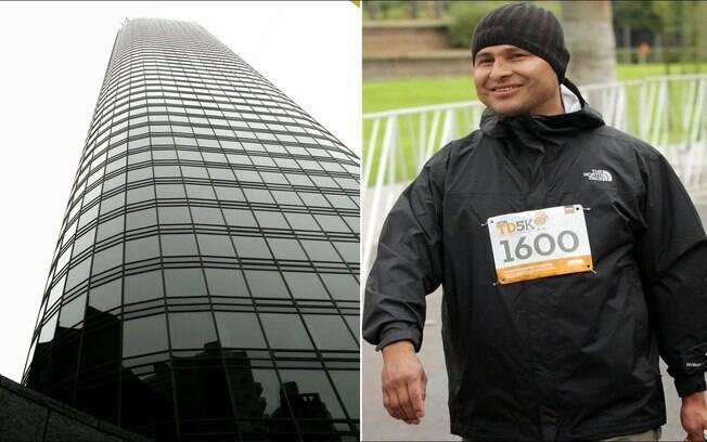 Em dezembro de 2007 Alcides Moreno sobreviveu a queda de 47 andares; dez anos depois, ele sofre poucas sequelas