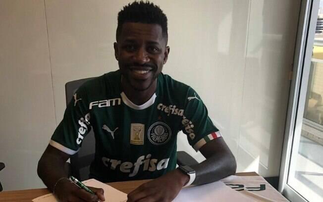 Ramires é o novo reforço do Palmeiras