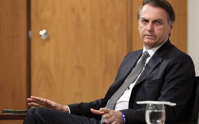 Bolsonaro concedeu entrevista a jornal argentino La Nación e falou sobre os primeiros cinco meses de governo