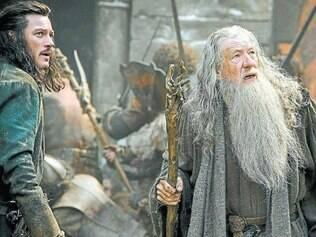 """Estimativa. Warner Bros estimava que terceiro capítulo de """"O Hobbit"""" poderia arrecadar US$ 80 mi na primeira semana"""