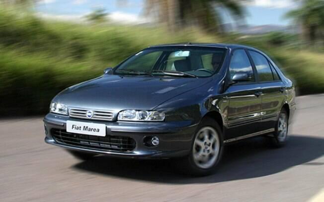 Fiat Marea Turbo é polêmico, mas o sedã médio esportivo aparece sempre nas listas dos carros difíceis de consertar