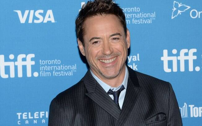 Robert Downey Jr. no Festival de Toronto (05/09/2014). Foto: Evan Agostini/Invision/AP