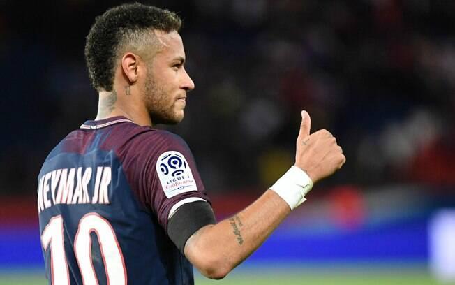 Neymar recebe proposta do Real Madrid